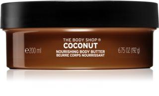 The Body Shop Coconut Vartalovoi Kookoksen Kanssa