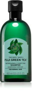 The Body Shop Fuji Green Tea Shampoo mit grünem Tee