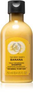 The Body Shop Banana Shampoo mit ernährender Wirkung