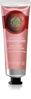 The Body Shop Strawberry Handcreme
