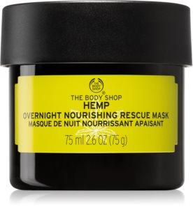 The Body Shop Hemp Maske mit ernährender Wirkung
