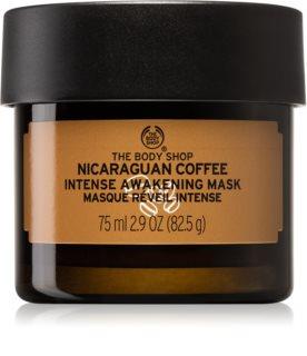 The Body Shop Nicaraguan Coffee Peelingmaske
