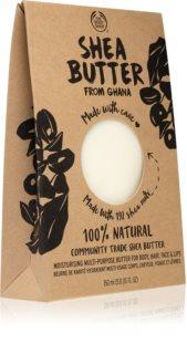 The Body Shop 100% Natural Shea Butter Sheabutter