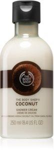 The Body Shop Coconut Suihkuvoide Kookoksen Kanssa