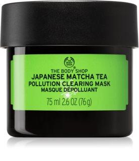 The Body Shop Japanese Matcha Tea Beruhigende Maske