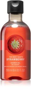 The Body Shop Strawberry erfrischendes Duschgel