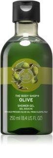 The Body Shop Olive erfrischendes Duschgel