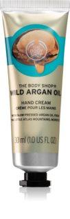 The Body Shop Wild Argan Oil Handcreme mit Arganöl