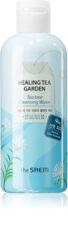 The Saem Healing Tea Garden Tea Tree lotion nettoyante douce pour peaux grasses