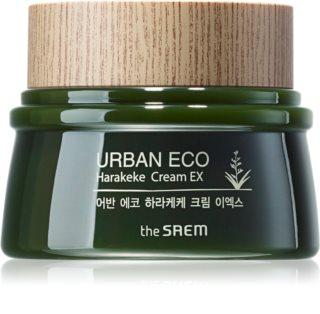 The Saem Urban Eco Harakeke Cream Intensiivinen Kosteuttava ja Pehmentävä Voide