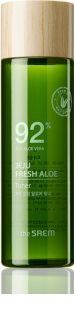 The Saem Jeju Fresh Aloe 92% osvěžující hydratační tonikum