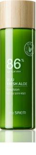 The Saem Jeju Fresh Aloe 86% hydratační pleťová emulze