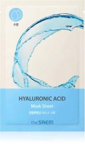 The Saem Bio Solution Hyaluronic Acid Feuchtigkeitsspendende Tuchmaske