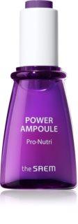 The Saem Power Ampoule Pro-Nutri vyživující sérum pro rozjasnění a hydrataci