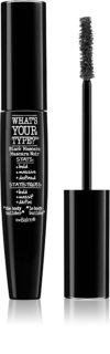 theBalm What's Your Type? mascara cu efect de volum