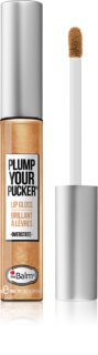 theBalm Plump Your Pucker gloss com colagénio marinho