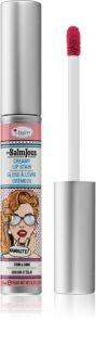 theBalm theBalmJour luciu de buze intens pigmentat