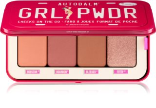 theBalm Autobalm Grl Pwdr Rouge Palette