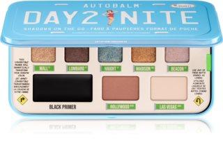 theBalm Autobalm Day2 Nite paletă cu farduri de ochi