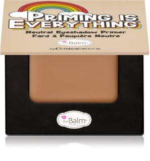 theBalm Priming is Everything podkladová báze pod oční stíny