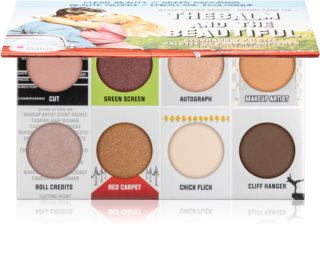 theBalm theBalm and the Beautiful® Episode 1 paleta cieni do powiek