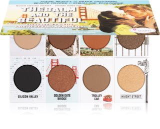 theBalm theBalm and the Beautiful® Episode 2 paleta očních stínů