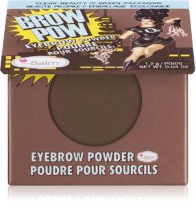 theBalm Browpow® pudră pentru sprâncene în carcasă magnetică