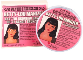 theBalm Betty - Lou Manizer Bronzer And Eyeshadows In One