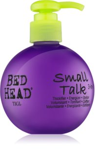 TIGI Bed Head Small Talk Gel kräm med volymeffekt