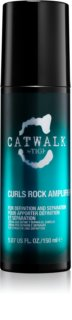 TIGI Catwalk Curlesque Curls Rock Amplifier Cream For Wavy Hair And Permanent Waves
