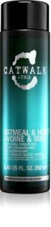 TIGI Catwalk Oatmeal & Honey питательный кондиционер для сухих и поврежденных волос
