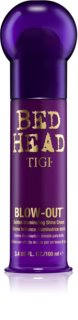 TIGI Bed Head Blow-Out crema dorata luminosa per lisciare i capelli