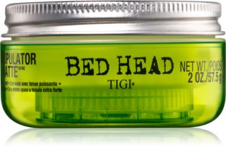 TIGI Bed Head Manipulator Matte cire matifiant fixation extra forte