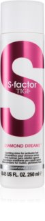 TIGI S-Factor Diamond Dreams balzam za sijaj in mehkobo las