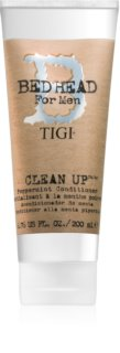 TIGI Bed Head B for Men Clean Up Cleansing Conditioner to Treat Hair Loss