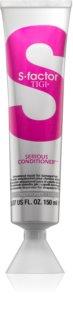 TIGI S-Factor Serious obnovující kondicionér pro poškozené vlasy