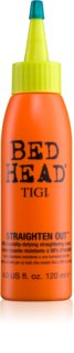 TIGI Bed Head Straighten Out Creme für die Glattung des Haares
