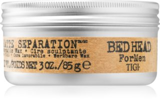 TIGI Bed Head B for Men Matte Separation mattierendes Wachs für das Haar