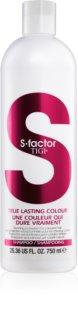 TIGI S-Factor True Lasting Colour zaštitni šampon za obojenu kosu