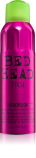 TIGI Bed Head Headrush Spray  voor Glans