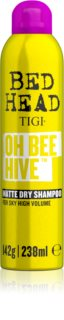 TIGI Bed Head Oh Bee Hive! mat suhi šampon za volumen