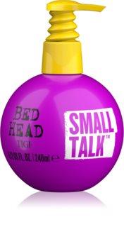 TIGI Bed Head Small Talk posilující krém pro bohatý objem