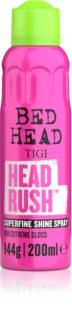 TIGI Bed Head Headrush спрей для волосся для блиску