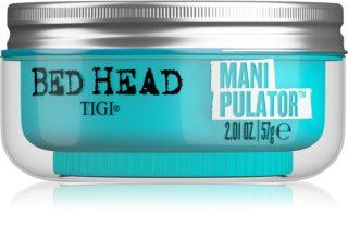 TIGI Bed Head Manipulator stylingová modelovací pasta silné zpevnění