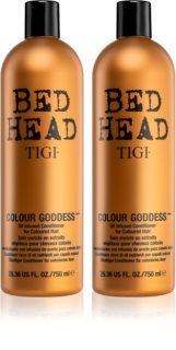 TIGI Bed Head Colour Goddess Economy Pack XII. (For Colored Hair) for Women