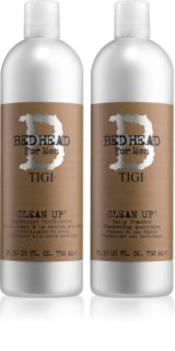 TIGI Bed Head B for Men Clean Up vorteilhafte Packung IX. (für alle Haartypen) für Herren
