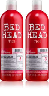 TIGI Bed Head Urban Antidotes Resurrection Economy Pack I. (For Thin, Stressed Hair ) for Women