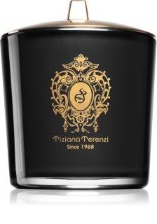 Tiziana Terenzi Black Fire vonná svíčka s dřevěným knotem