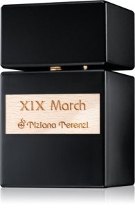 Tiziana Terenzi Black XIX March extracto de perfume unisex