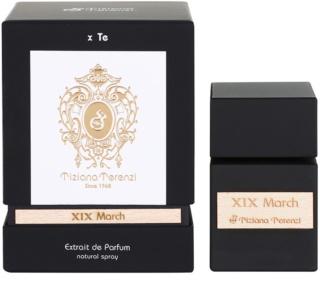 Tiziana Terenzi Black XIX March perfume extract Unisex